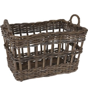 J11600200-King Kubu Basket, 24x16x15 in