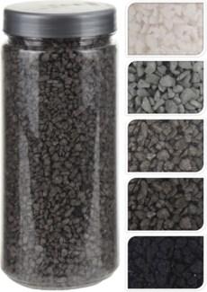 HZ1930070-Decoration Stones 5/Asst, S, 2.6x2.6x6.2 in 750 Gr