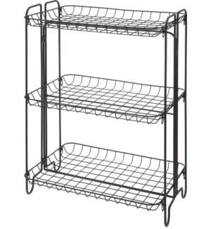 HX9000510 -Shelf Rack 3 Tier LC