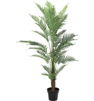 318000100-Artificial Fern Plant, 59 inch