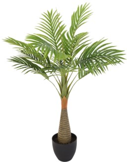 318000050-Artificial Palm Tree, 9x8x43 inches
