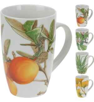 Q75000260 Flower Mug With Assorted Designs On Sale 30 percent off