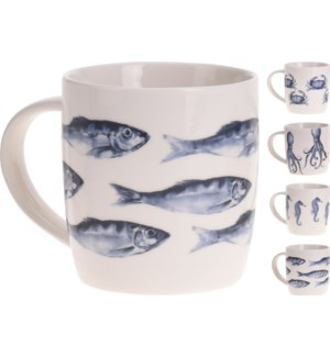 """Q75101060-Aquatic 11 oz Mug,"""