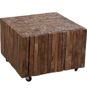 J11300740 Wood Side Table Large