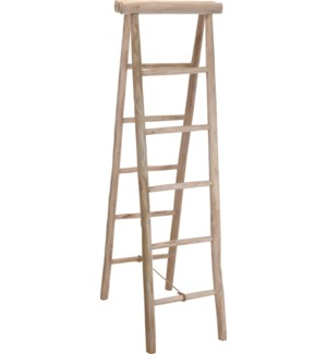 J11500560-Foldable Ladder Towel Rack, 20x25.5x63 in