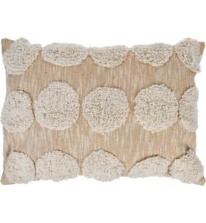 Cushion Size 45X45cm. Cotton Slub