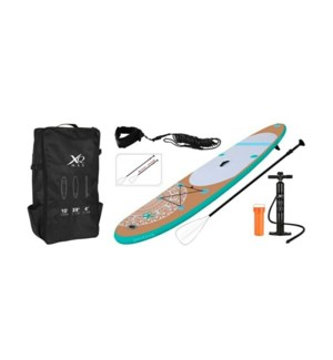"""8DP000400 INFLATABLE PADDLE BOARD (SUP) ROUND, LC"""