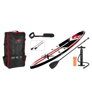 """8DP000420 INFLATABLE PADDLE BOARD (SUP) XQMAX RACING, LC"""