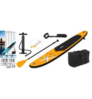 Xqmax Sup Rounded Model 1 Eu Fin. Orange & Black