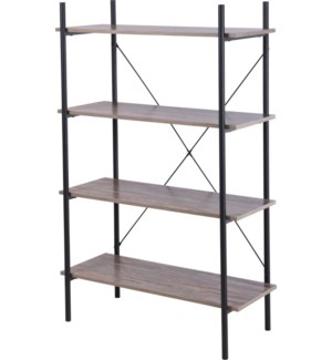 """MB2000050 BOOKCASE CABINET 4 LAYERS, POWDER COAT"""