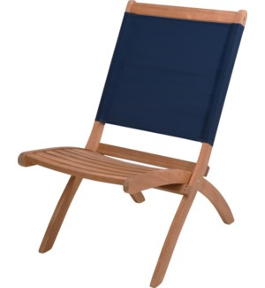 """VT2200530 LOUNGE CHAIR 70X54X95CM, ACACIA WOOD O"""