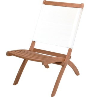 """VT2200540 LOUNGE CHAIR 70X54X95CM, ACACIA WOOD O"""