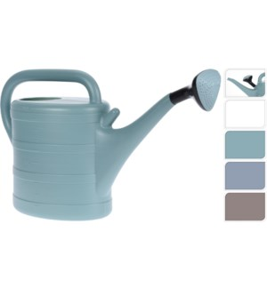 """""""Watering Can, 10L, Weight 430 Gram, Ass.:4 Colours"""""""