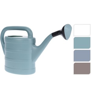 """""""Watering Can, 5L, Weight 270 Gram, Ass.:4 Colours"""""""