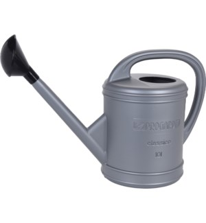 """""""Y89200020 CLASSICO WATERING CAN, 10 LITER, SILVE"""""""