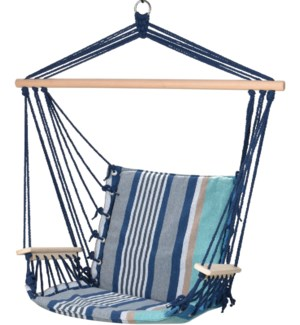 """X39500400 HAMMOCK WITH WOODEN ARM LAYERS, WITH B"""