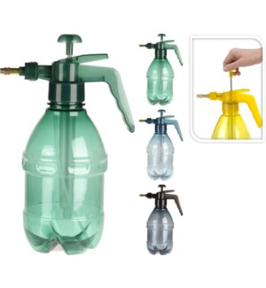 """""""Pressure Sprayer, 1500Ml, Pet Material, Ass.:3 Colours"""""""