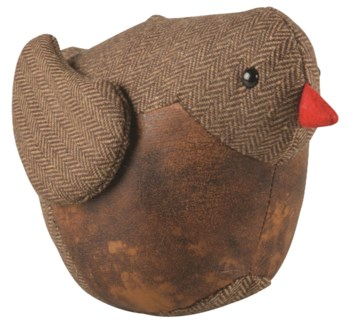 Doorstop bird -  (10.5x5.5x7.6 inches)