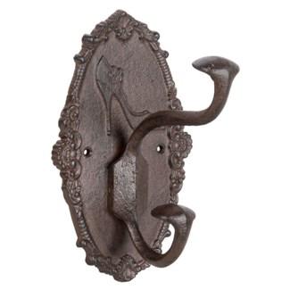 Shoe hook, Cast iron - 5.4x5.6x8.7in.