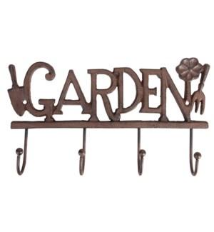"""""""Hook Garden. Cast iron. 30,0x"""""""