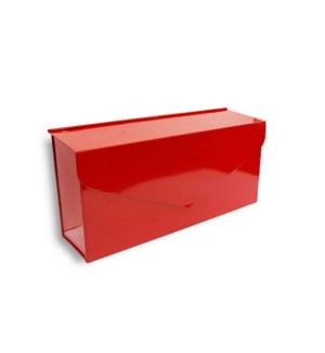 Envelope Mailbox Red