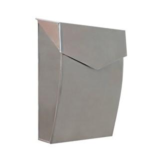 Bradly S.Steel Mailbox, 10x4.75x13h