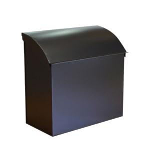 Baxter Mailbox BLK