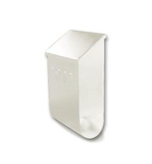 """""""Trixie Mailbox, White"""""""