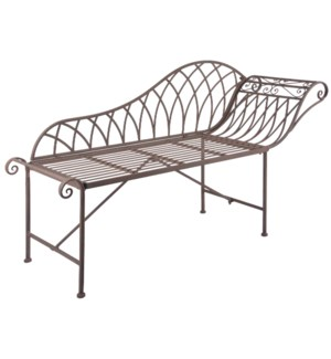 Chaise Longue Metal 15