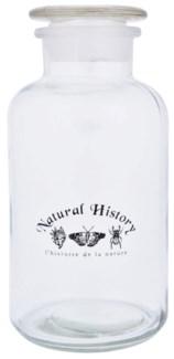Regent bottle 1000 ml. Glass. 11,1x11,1x19,2cm. oq/12,mc/24 Pg.104
