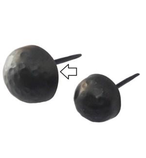 Decorative Nails Medium Black