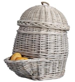 Potato basket grey. Willow Bra