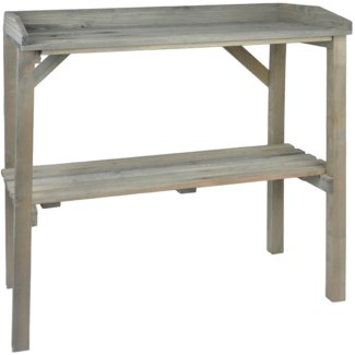 Garden work bench - 31x15.25x32.5 inches