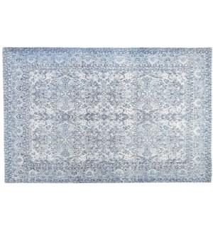 Greece Blue Carpet 4x6'