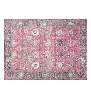 Jose Rose Carpet 4x6'