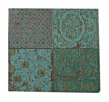 Sample Patch KL Jade Carpet, 18x18