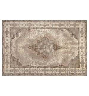 Venus Carpet, 4x6 100 % Cotton, machine woven, 200gm/sqf IndiaCurrently out of stock