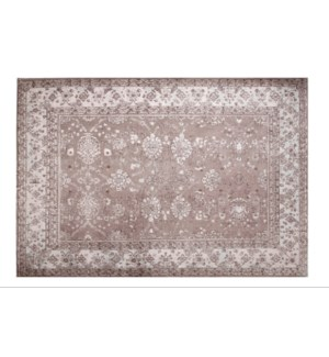 """""""Andrew Woven Carpet, 5x8 feet, Taupe"""""""