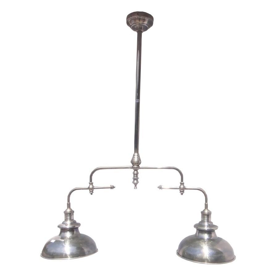 """Dual Ceiling Lamp, OS"""