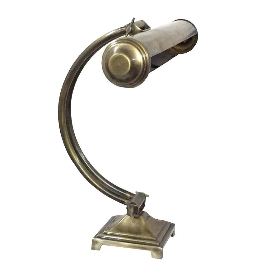 Nicholas Desk Lamp Antq Bras