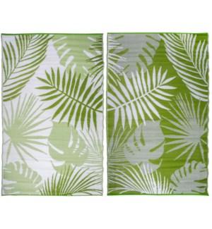 Garden carpet jungle leaves