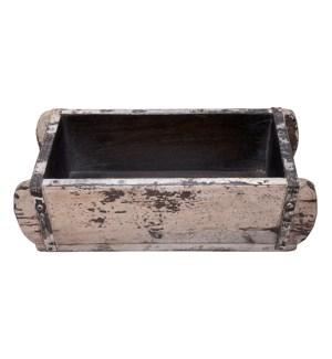 IT-220SW - Wooden Brick Mold Single Tray