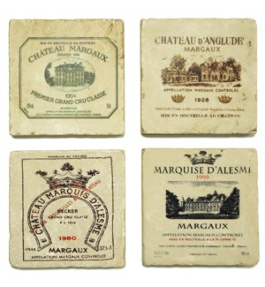 Margaux Series Set/4 Coasters