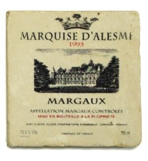 MARQUISE D'ALESME Set/4 Coaste