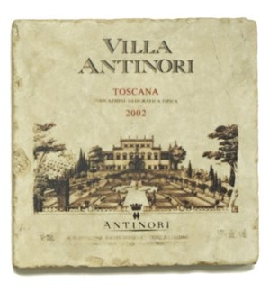 VILLA ANTINORI Set/4 Coasters