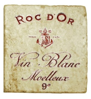 ROC D'OR Set/4 Coasters