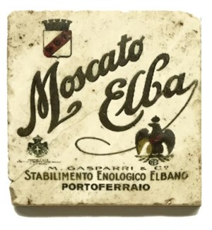 ELBA Set/4 Coasters