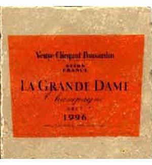 LA GRANDE DAME Set/4 Champagne