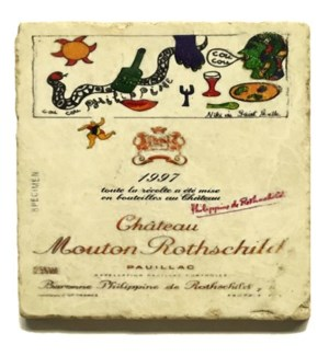 Mouton Rothschild 1997 Set/4 C