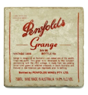 PENFOLDS Set/4 Coasters